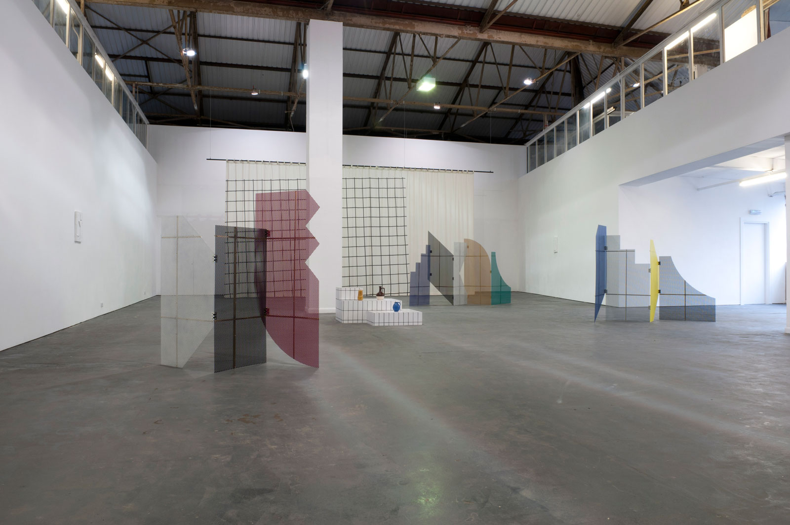 People and Events will be the Decoration, 2011<br/>installation view<br/>S1 Artspace Sheffield (GB)