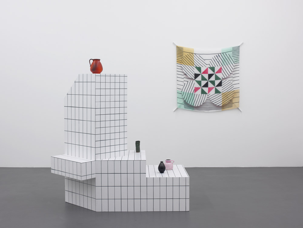 installation view of 'Making is Thinking'<br/>Witte de With, Rotterdam, 2011
