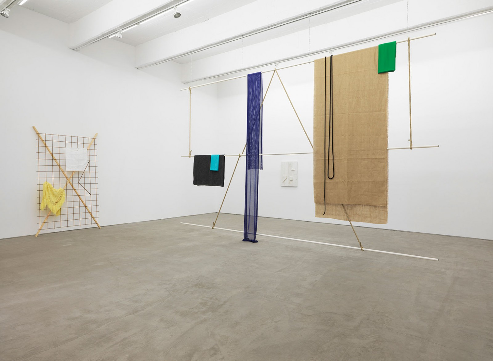 Spring/Summer, 2014<br/>installation view at CRG Gallery<br/>New York, 2014