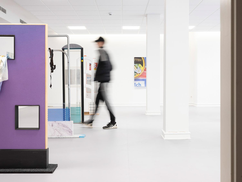 installation view at Kunstverein Siegen